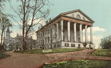 Virginia State Capitol Building, circa 1900